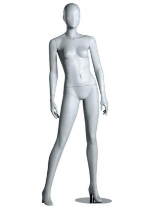mannequin femme tête œuf pour boutique Marseille