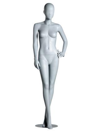 achat mannequin femme pour collection musée main sur la taille Marseille