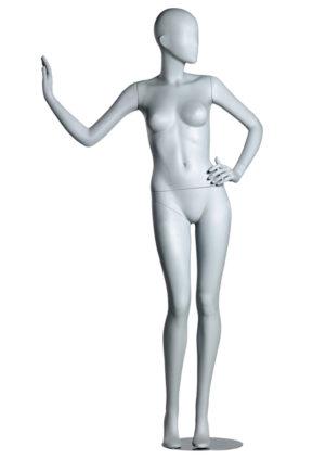 location mannequin femme tête œuf sexy Blanc mat Marseille