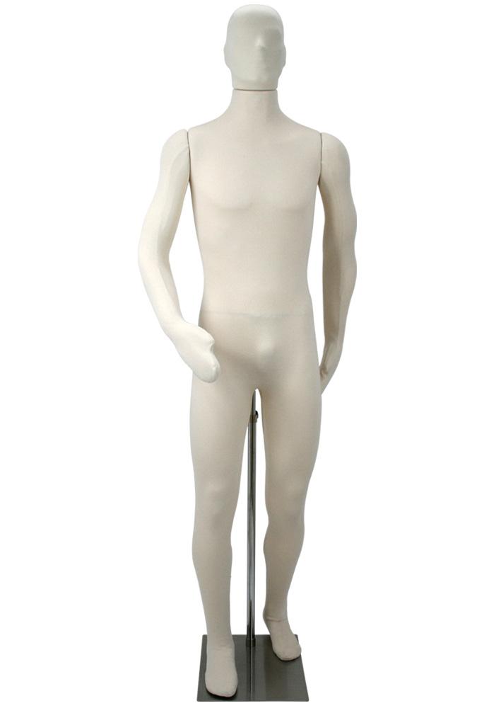 vente mannequin flexible homme pour musée Lyon