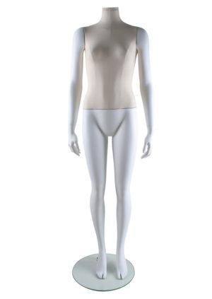mannequin haut de gamme femme buste en lin Paris