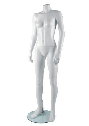 vente mannequin fille sans tête pour showroom Paris