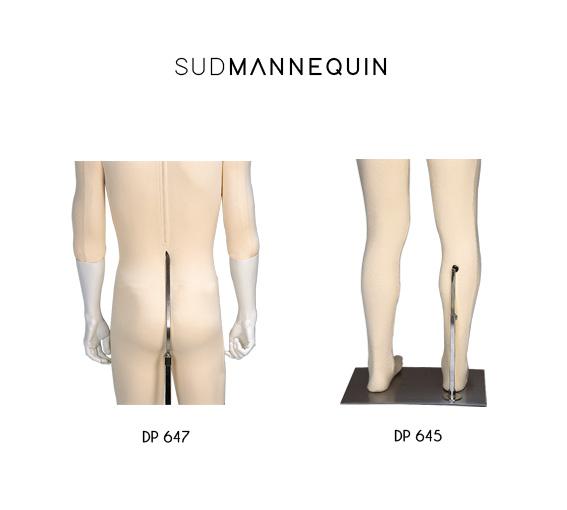 vente insert fixation pour mannequin de vitrine Paris