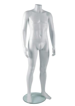 mannequin vitrine garçon sans tête adolescent 16 ans