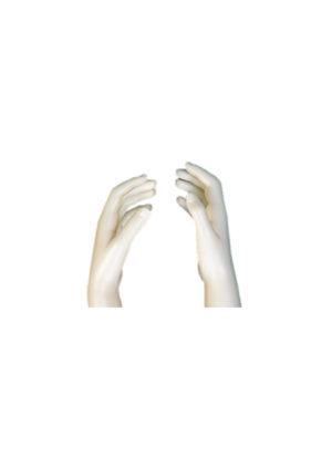 mains réalistes pour mannequin flexible enfant Paris