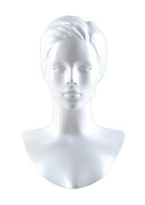 tête mannequin femme non maquillée Marseille
